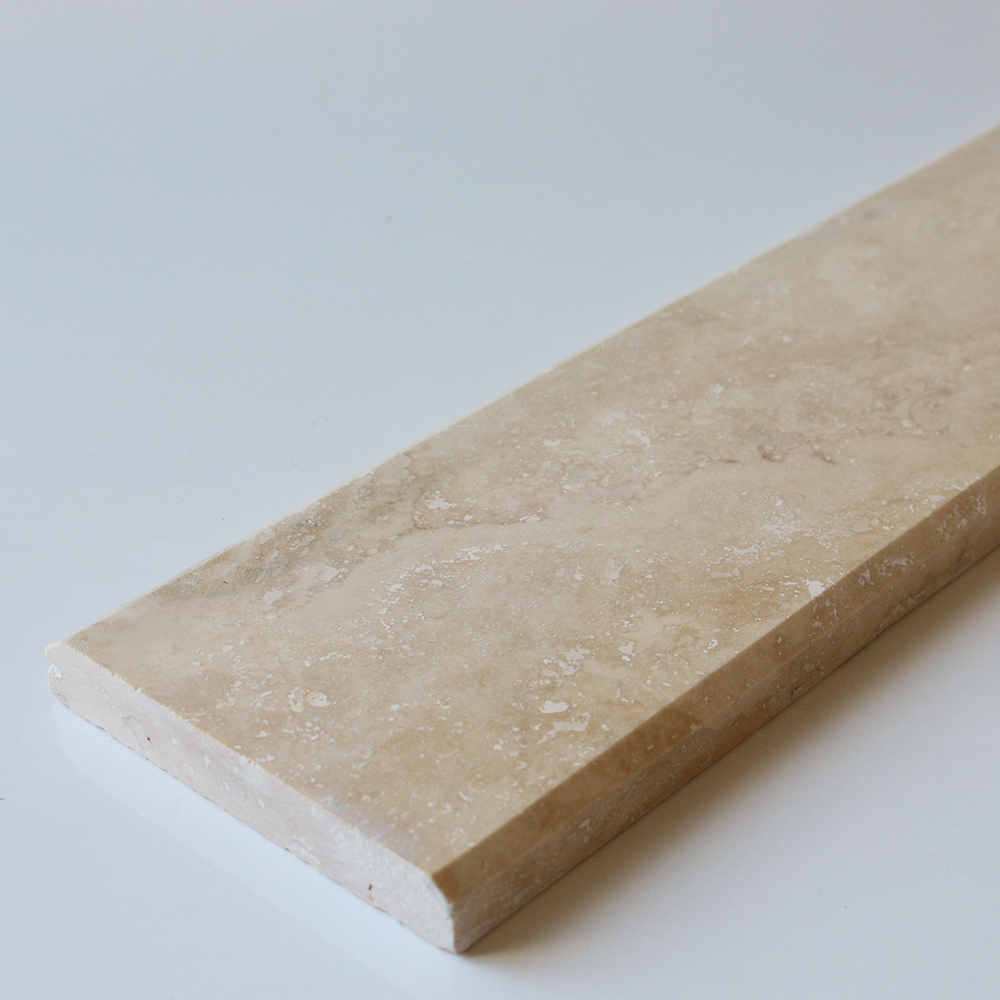 MarbleSills Travertine Ivory Sills and Thresholds