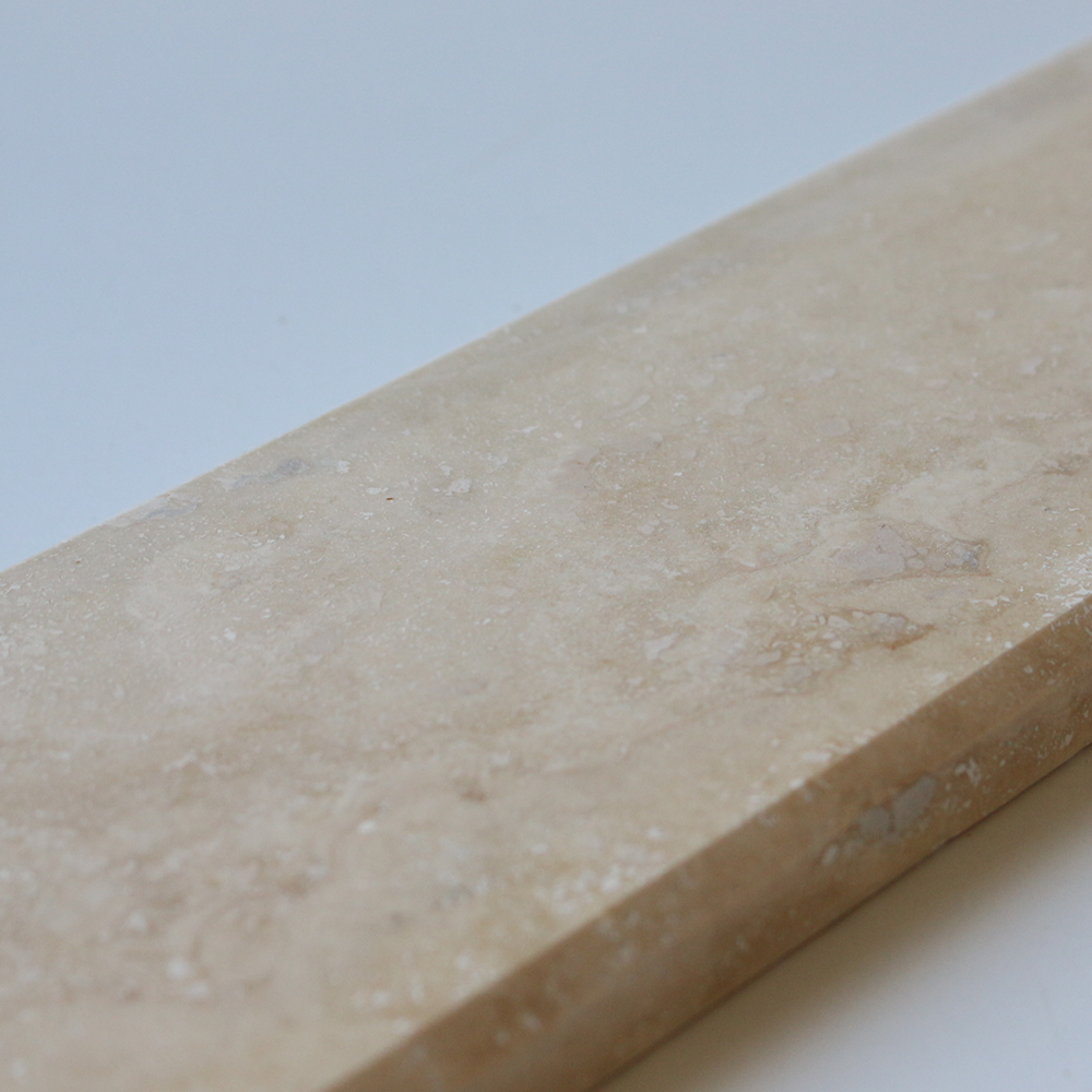 MarbleSills Travertine Ivory Sills and Thresholds zoomed
